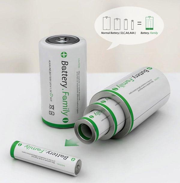 battery family 1