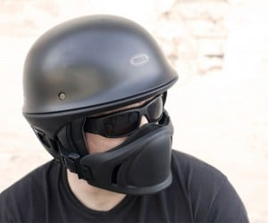Bell Rogue Helmet: Ride Like a Stormtrooper