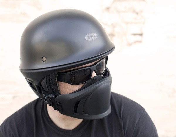 bell rogue helmet dude photo