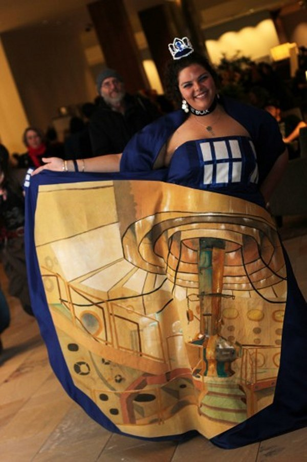 best tardis dress
