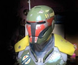 Iron Bounty Hunter: Is He Tony Fett or Boba Stark?