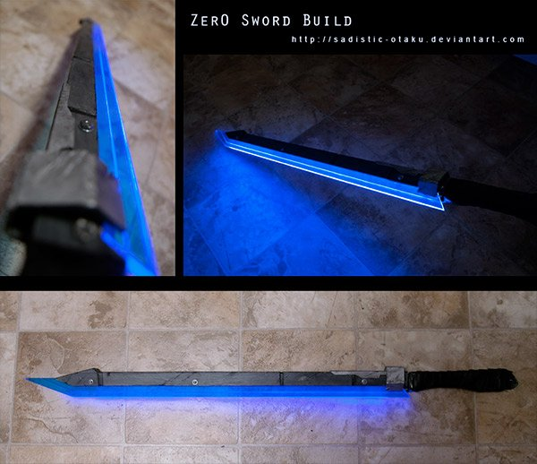 borderlands zero sword