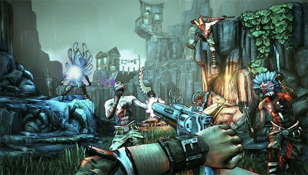 borderlands2 hunt