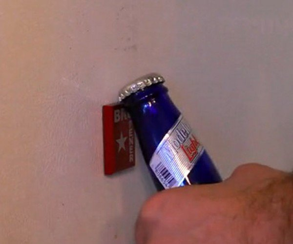 BROpener Turns Everything into a Bottle Opener