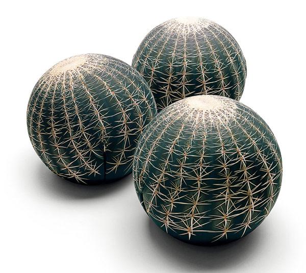 canape cactus sofa ottoman photo