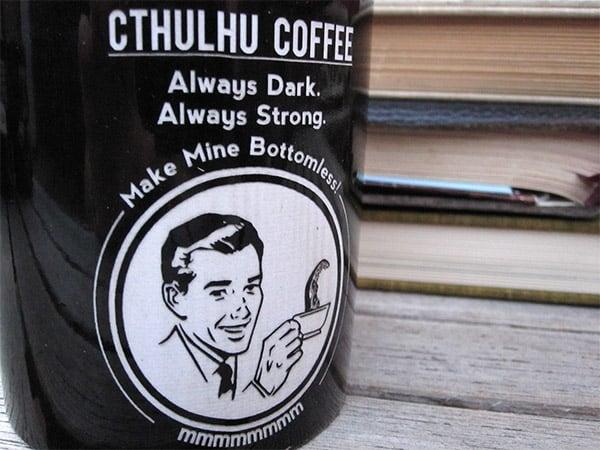 cthulhu coffee