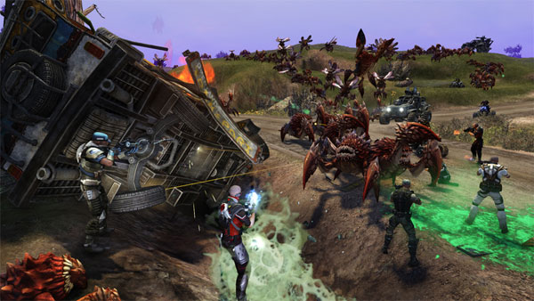Defiance Video Game Offers Pre-Order Beta Access
