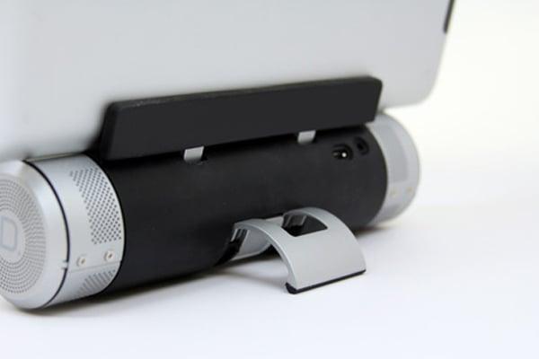 definite technology sound cylinder back photo