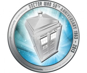 doctor who 50th anniversary silver coin 2 300x250