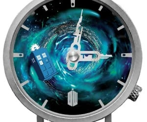 Doctor Who Watch: Timey Wimey on Your Wrist