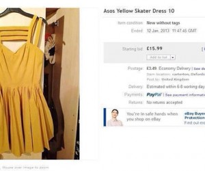 Woman Posts a Half-Naked Pic on eBay: This is Why You Check Your Images Before Uploading