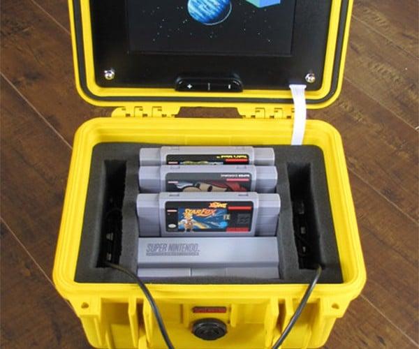 Emergency Portable SNES: Survive the Apocalypse with Super Mario World