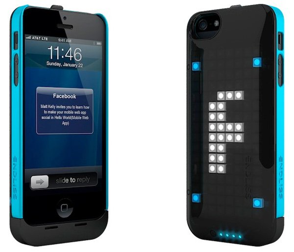 endless led case iphone facebook