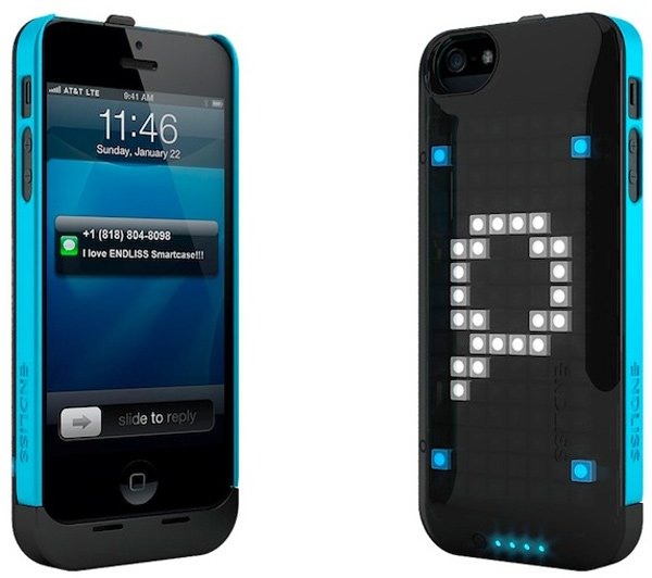 endliss led case iphone photo