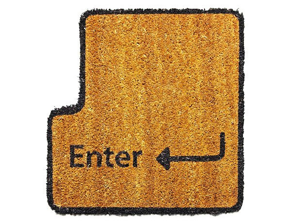 enter_key_doormat