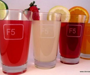 F5-to-Refresh Tumblers Refresh your Palate