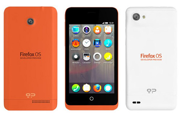 Keon Firefox OS Smartphone: Orange Phone, Freshly Squeezed