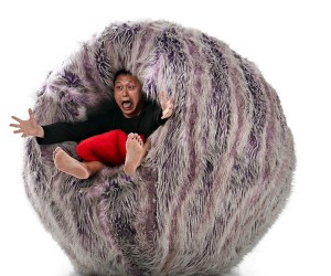 Moyee Monster Chair: Get Gobbled up in Comfort