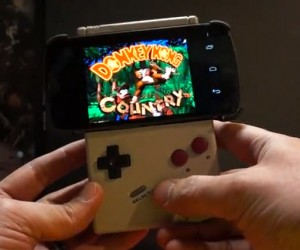Game Boy Becomes a Controller for Android Phone Games
