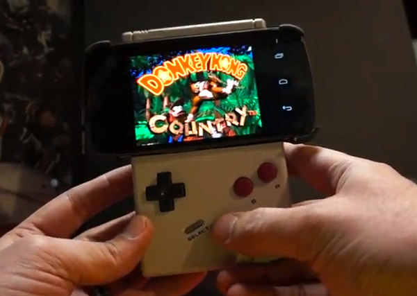 gameboy android controller