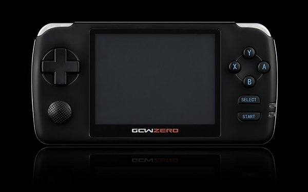 GCW-Zero Open Source Gaming Handheld: Straight out of Pandora's Box