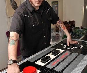 giant lego nintendo nes controller by baron von brunk 7 300x250