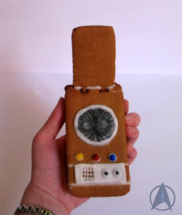 gingerbread communicator