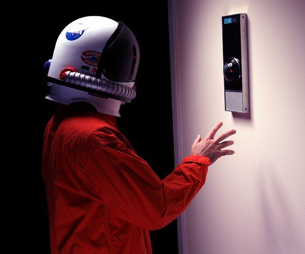 HAL 9000 Life-Size Replica: Buy at Your Own Risk
