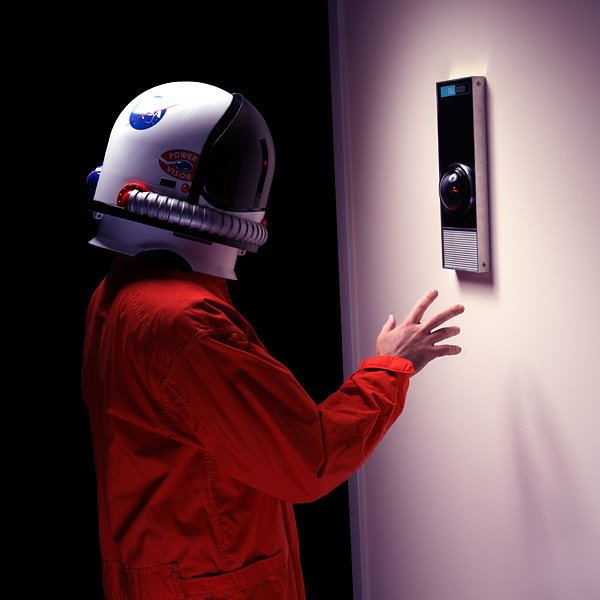 hal 9000 life size replica by thinkgeek
