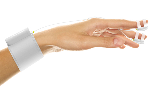 Hello Touch Wearable Vibrator: Getting Intimate, Cyborg-Style