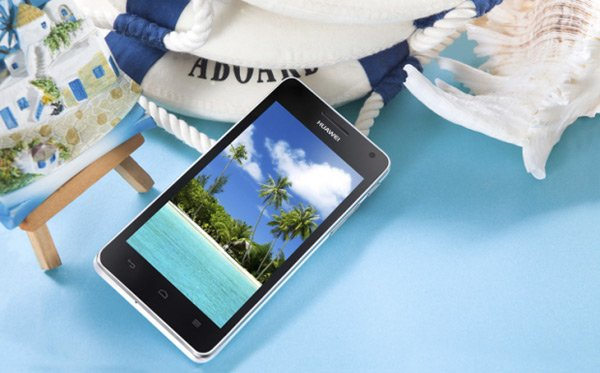 huawei ascend g 615 smartphone photo