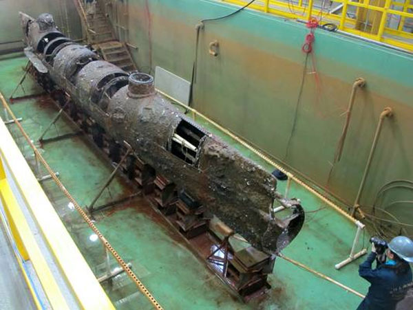 Civil War Confederate Submarine May Have Sunk Itself