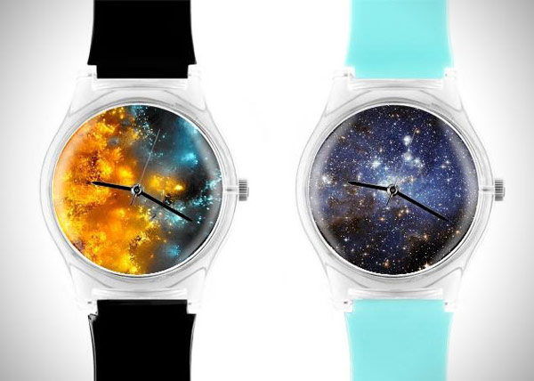 instawatch instagram watches custom galaxy photo