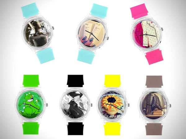 instawatch instagram watches custom images
