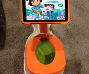 iPotty for iPad: iPeed and Then iPooped