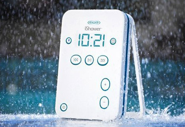 ishower bluetooth speaker alone