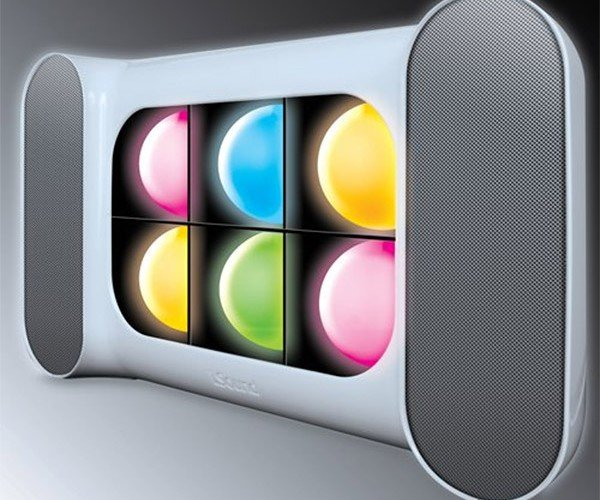 dreamGEAR i.Sound Glow Bluetooth Speaker Turns Your iPhone into a Discotheque