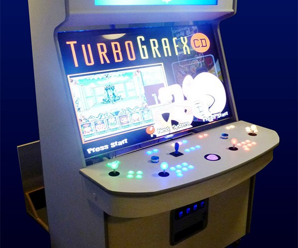 Best Arcade Cabinet Ever Has 55-inch Screen, Plays Over 50,000 Games