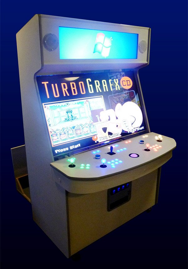 Best Arcade Cabinet Ever Has 55-inch Screen, Plays Over 50,000 ...