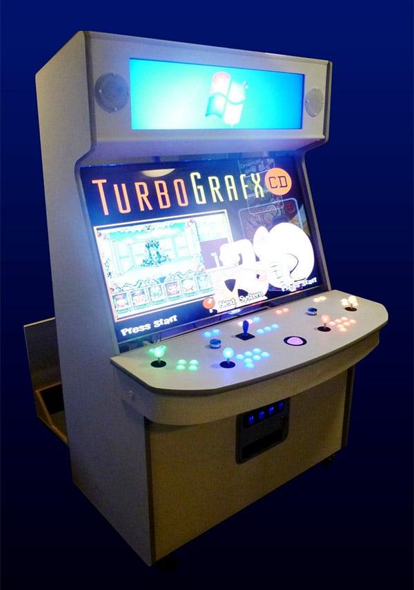 jace hall arcade cabinet 1