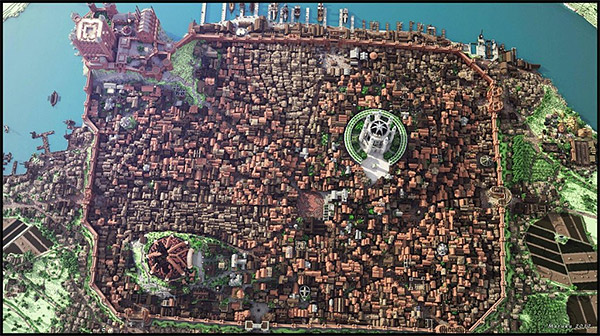 kings landing minecraft 3