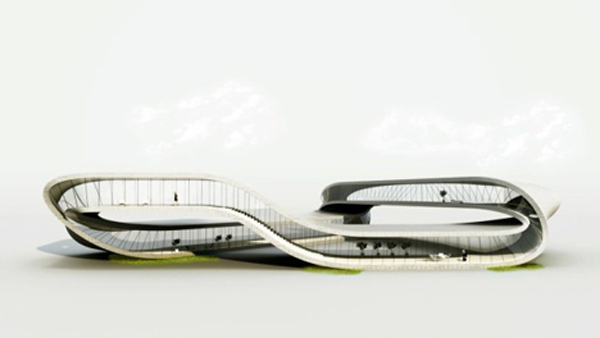 landscape house universe architecture complete photo