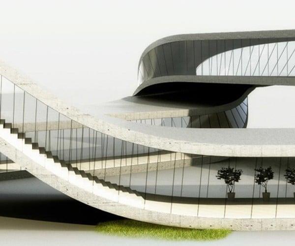 Dutch Architects Plan to 3D Print a House!
