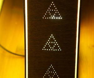 legend of zelda triforce lamp by eric margera 2 300x250