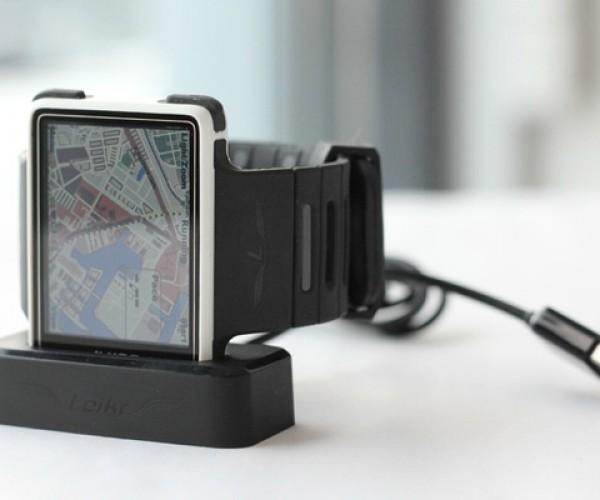 Leikr GPS Sports Watch: Is Bigger Better?