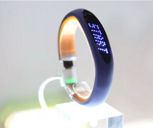 LG Smart Activity Tracker Wristband Takes Aim at Nike+ FuelBand