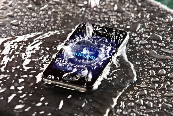 liquipel 2 nano coat phone water