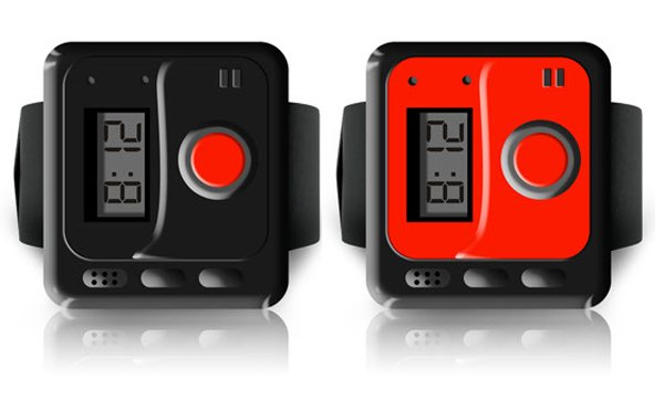 lockstar black red photo