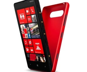 Nokia Offers 3D Printed Case Developer Kit for Lumia 820 Smartphones