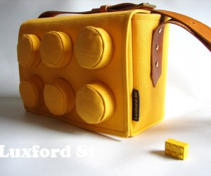 Luxford St's LEGO Block Bag: Not Official, Still Officially Awesome